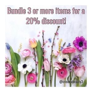 Other - Bundle 3+ items for a 20% discount!